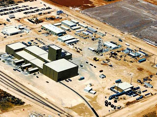 Back-to-back accidents and an above-ground radiation release have shuttered the federal government's only deep underground nuclear waste dump indefinitely.