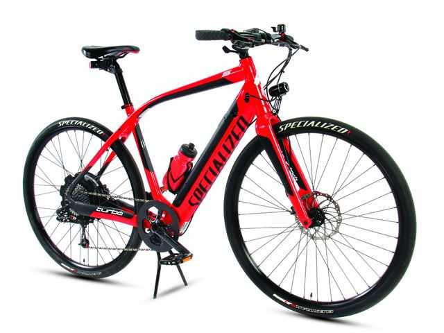 The stolen red Specialized Turbo  E-bike is valued at $6,000.