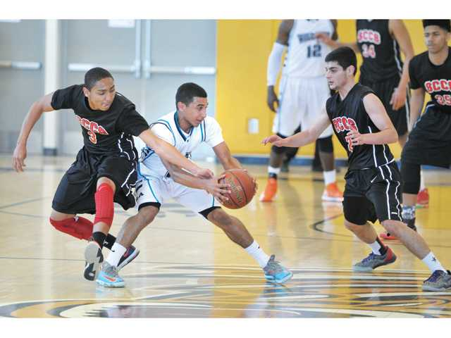 Santa Clarita Christian sports are on the rise this season.