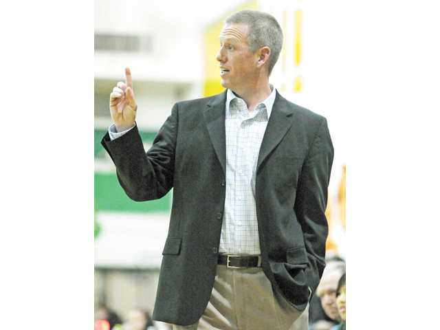 Canyon girls hoops' Chuck Johns resigns