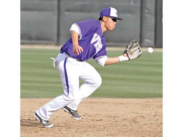 Valencia shortstop Keston Hiura leads a dangerous lineup stocked with talent and power.