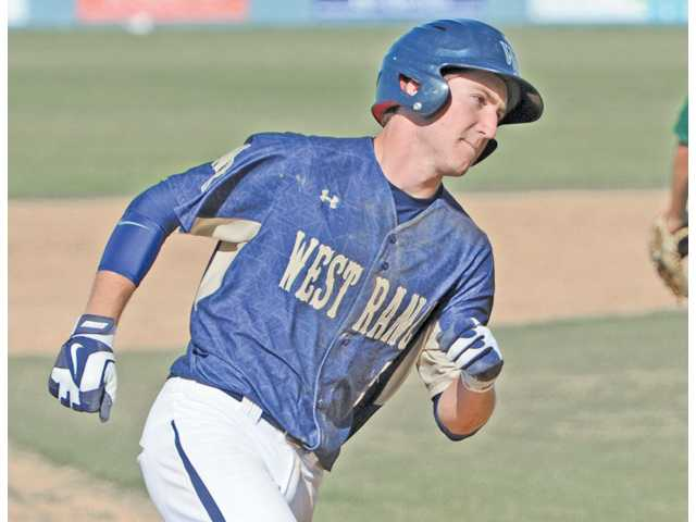 West Ranch junior Jagger Rusconi comes into this season as a top contender for Foothill League Player of the Year.