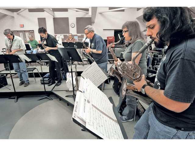 COC Studio Jazz Ensemble and bands kick off concert season Friday night