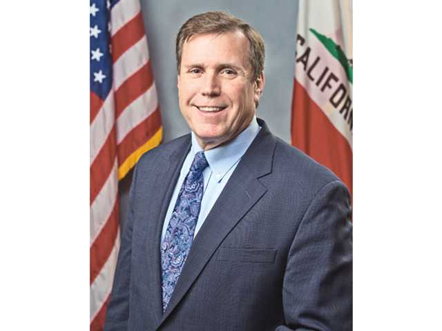 Republican Assemblyman Scott Wilk of Santa Clarita, who is seeking to retain his legislative seat after two years in office.