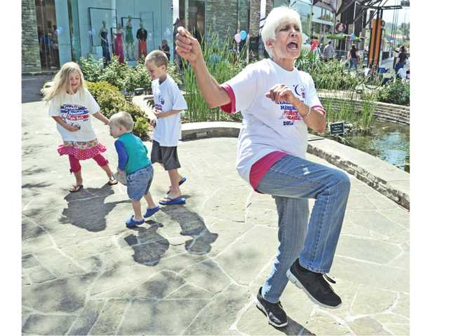 Westfield Valencia Town Center event gears up for Relay for Life
