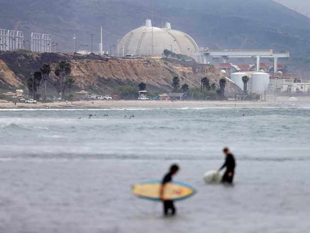 San Onofre nuclear plant hit with violation