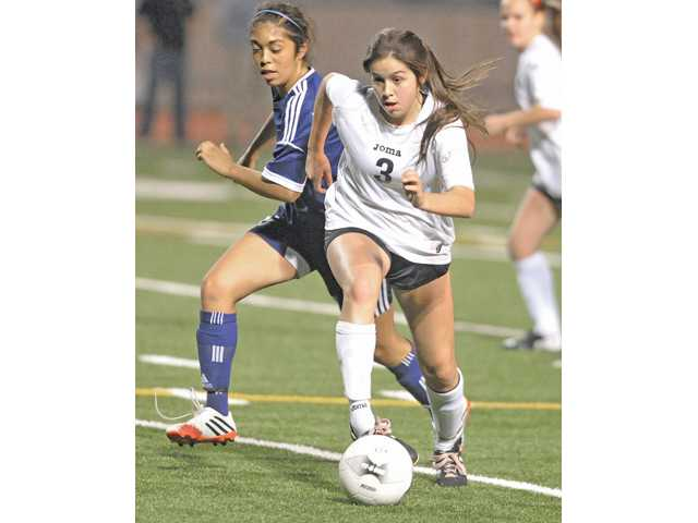 Santa Clarita Christian's Lauren Gallagher was named Liberty League co-Player of the Year.
