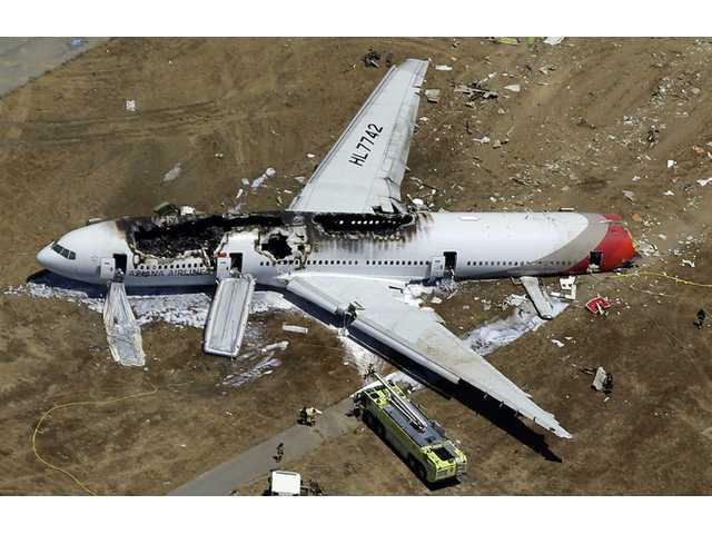 Asiana: Plane systems partly to blame in crash
