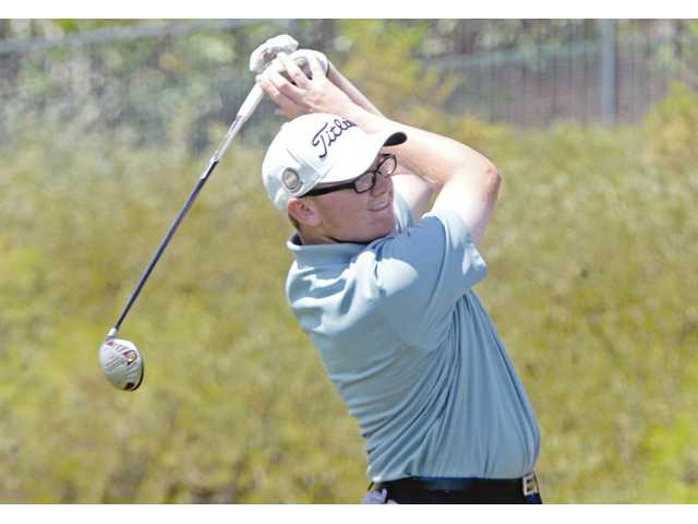 Saugus' Braden Lewis is the Foothill League's top returning golfer from last year, according to final scores.