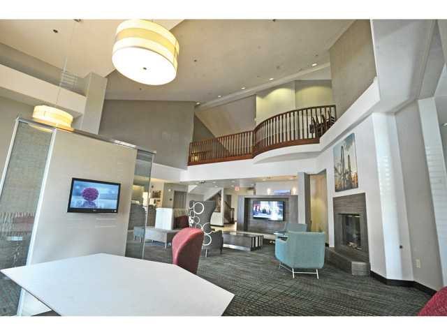 The newly renovated lobby of the Residence Inn by Marriott. The Fairfield Inn and Residence Inn on The Old Road in Stevenson Ranch have been completely redone.