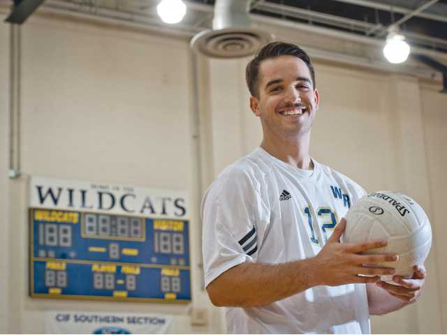 West Ranch senior A.J. Smith is back on the court after multiple knee surgeries.