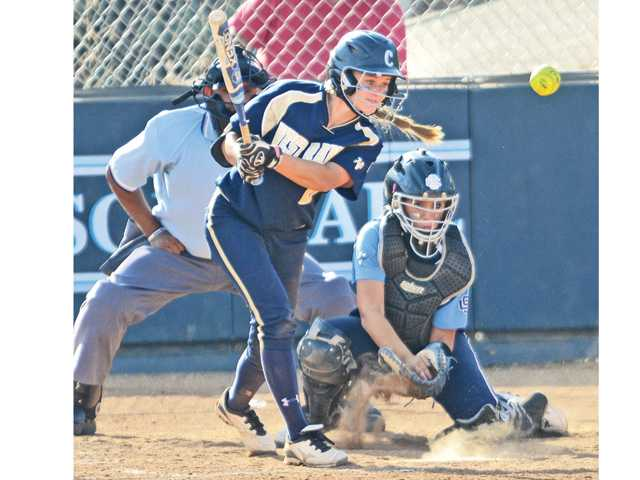 Foothill softball roundup: West Ranch takes advantage; Golden Valley wins second ever game