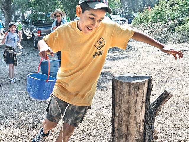 Cub Scout Cup splashing back to Newhall this May