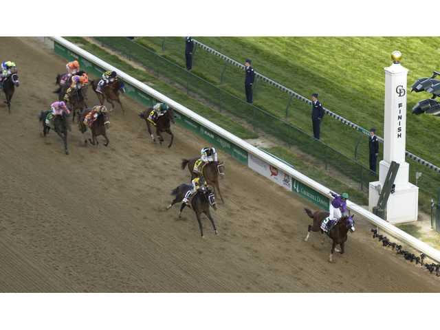 California Chrome wins 140th Kentucky Derby