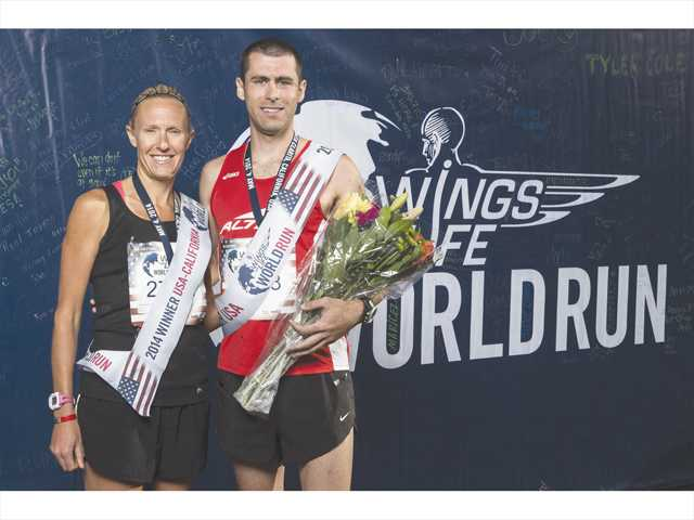 Wings for Life World Run draws hundreds to Santa Clarita