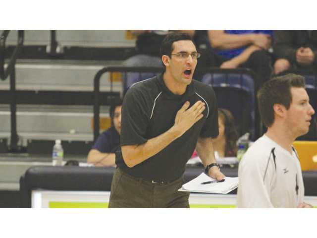 The Master's College named Allan Vince as its new women's volleyball head coach last week.