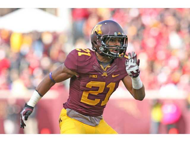 Brock Vereen was taken 131st overall in the fourth round of the NFL draft on Saturday.