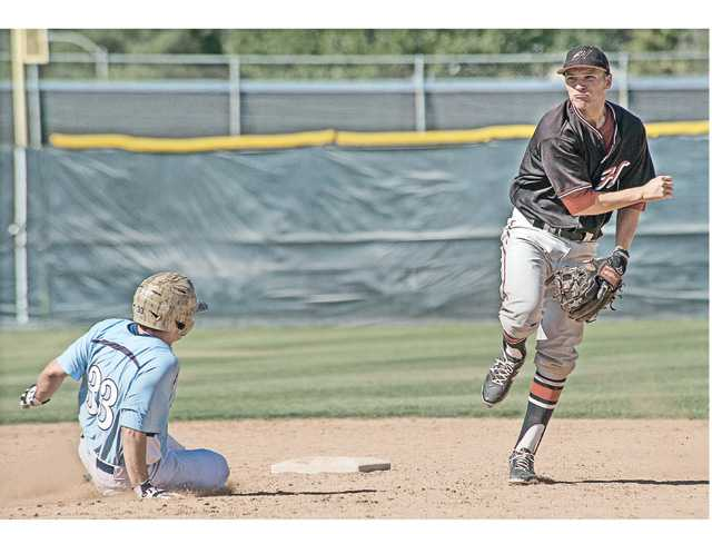 Hart baseball refuses to share Foothill title