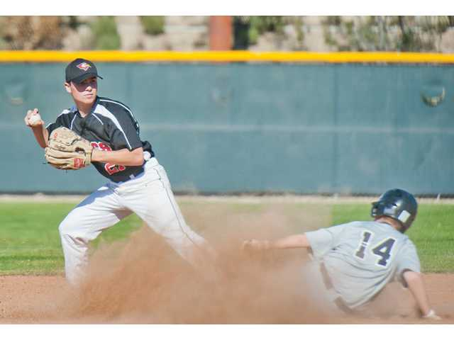 Santa Clarita Christian, left, is the No. 1 seed in the CIF-Southern Section Division VII playoff bracket.