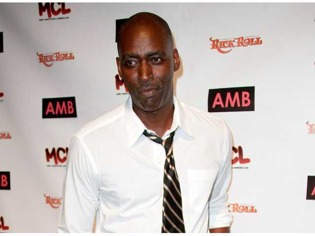 In this Oct. 6, 2012 file photo, actor Michael Jace attends WordTheatre presents Storytales at Ford Amphitheatre in Los Angeles.