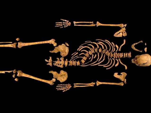 "The remains of England's King Richard III were found underneath a car park in Leicester, which have been missing for 500 years, and declared to belong to him ""beyond reasonable doubt."""