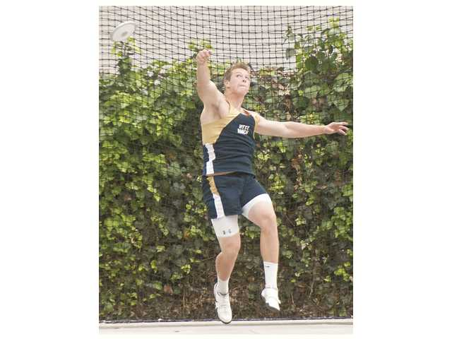 Nathan Bultman wins CIF title in shot put
