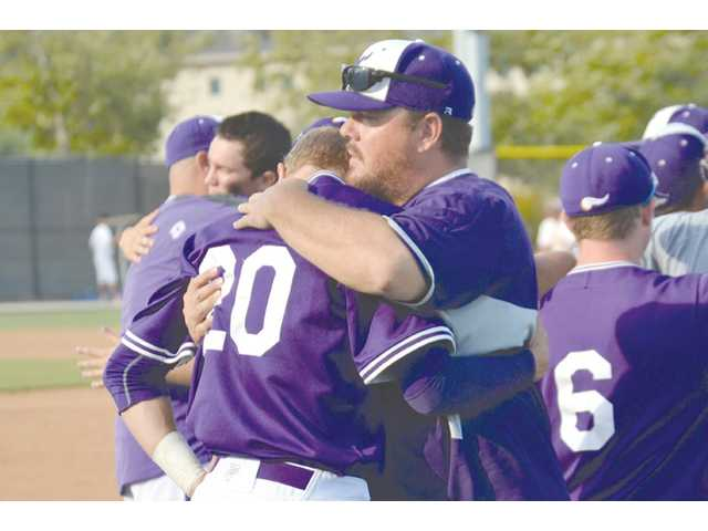 Valencia baseball's season ends in second round