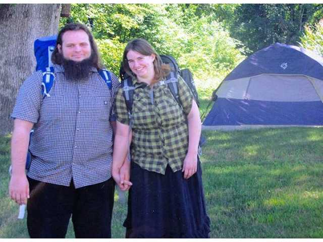 Western couple held in Afghanistan