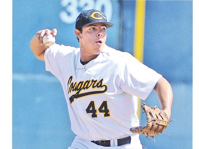 College of the Canyons freshman first baseman Roberto Ramos was chosen in the 16th round during the third and final day of the MLB First-Year Player Draft on Saturday. He was picked 473rd overall by the Colorado Rockies.