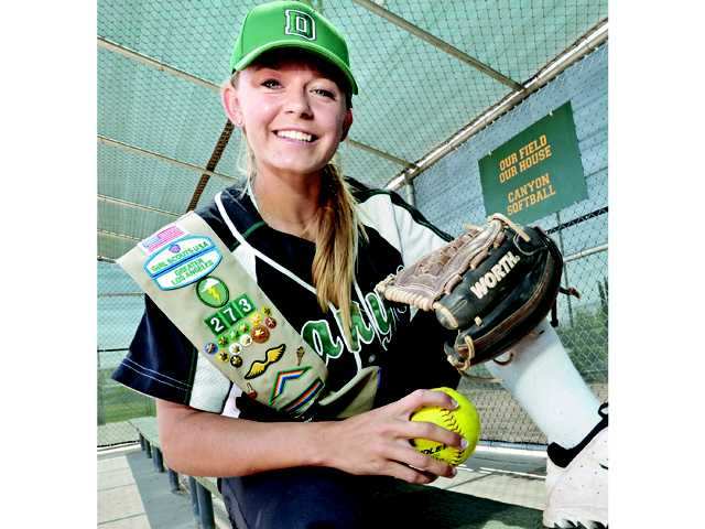 Tiffany Dyson will be attending Dartmouth University and plans to play softball there.