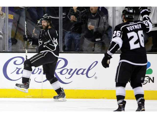 Kings win Stanley Cup with win over Rangers