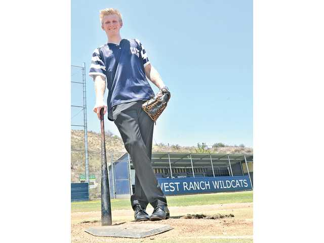West Ranch's Chase Malynn is headed to University of Texas at Austin.