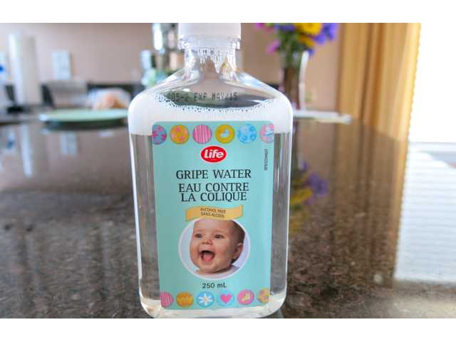 Does gripe water work for colicky babies?