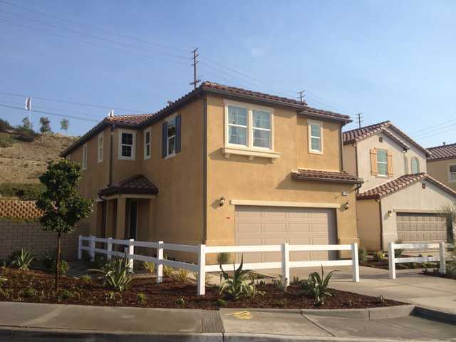 Williams Homes last new home community in Santa Clarita, Valle Del Oro, opened in May 2013.