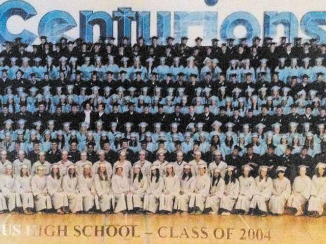 Saugus High School class of 2004 reunion coming up