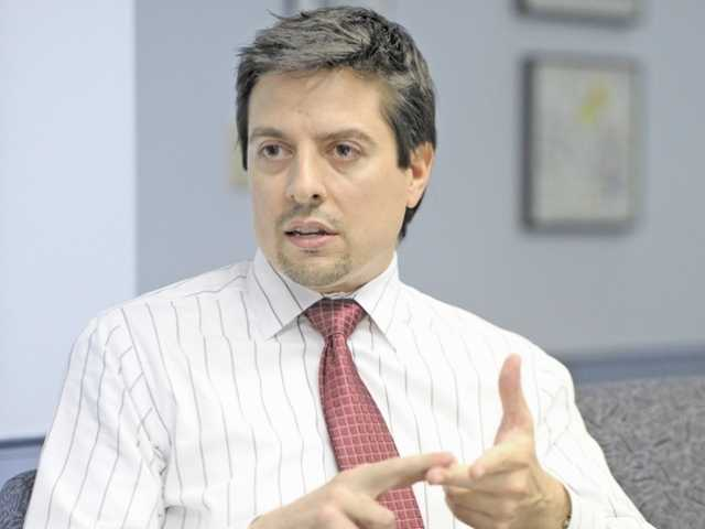 John Cserkuti, senior vice president with NAI Capital. SCVBJ archive photo