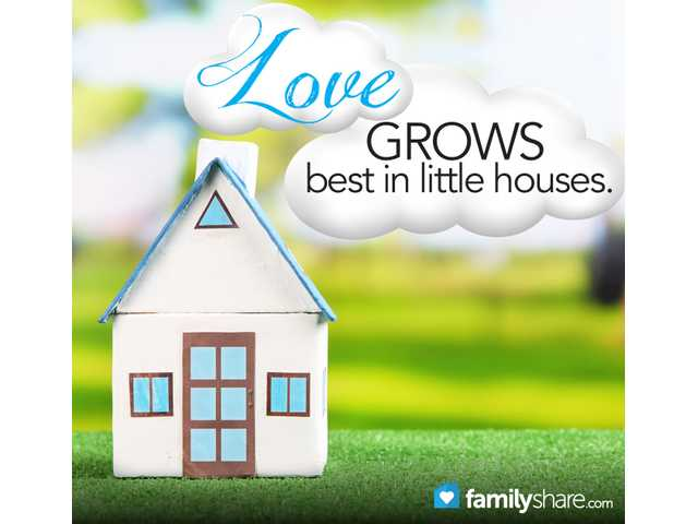 Money grows best in little houses