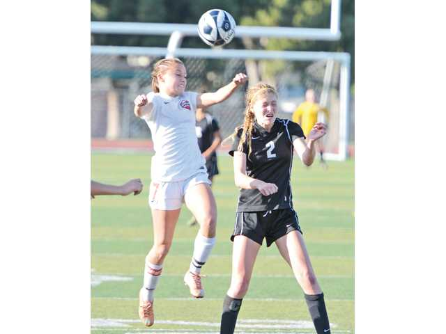 Sophie Cortes had 11 goals and 12 assists to lead the Indians' girls soccer team to its first Foothill League championship since 2007