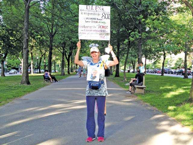 Resident runs to spread awareness about nonprofit