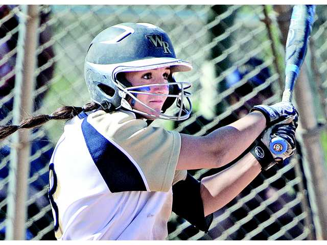 West Ranch's Lauren Lindvall made Cal-Hi Sports' All-State First Team in softball.