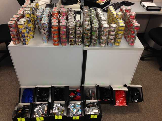 UPDATE: 2 SCV retailers arrested in illegal drug sales sweep