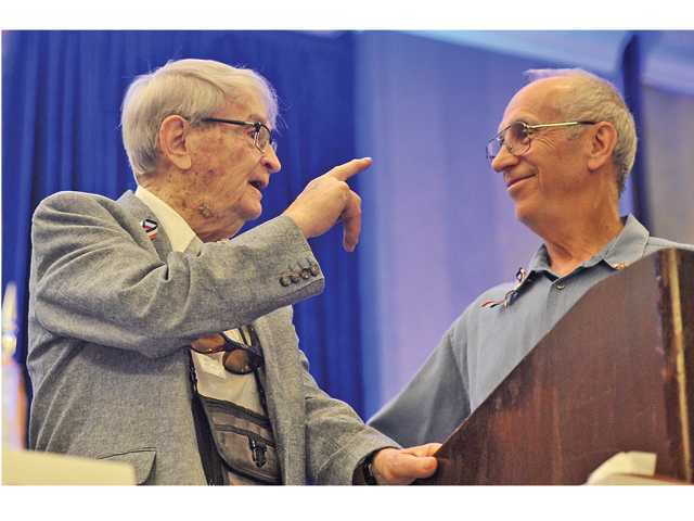 SCV veterans honored at luncheon