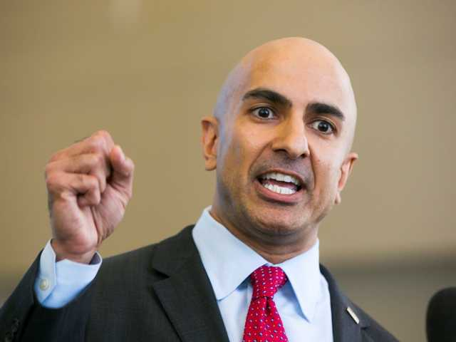 Kashkari assails Brown on education, the needy