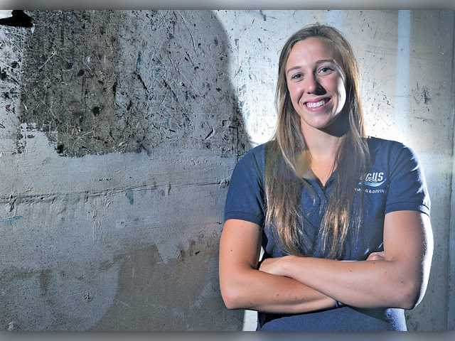 Three-time Signal Girls Swimmer of the Year Abbey Weitzeil was named the Division I State Girls Athlete of the Year and the State Swimmer of the Year by Cal Hi Sports after an outstanding junior year where she set two national records.