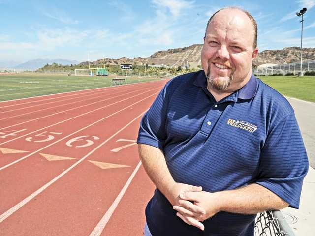 West Ranch High School principal Mark Crawford officially took over as the school's second principal on July 1, following Bob Vincent. Crawford has a background in coaching sports and overseeing athletic programs.