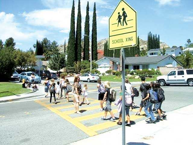Take the Safe Route to School this year