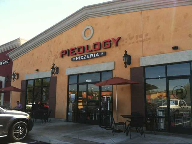 Pieology Pizzeria on Newhall Ranch Road is donating to the SCV Youth Project and giving away free pizzas to the first 50 customers on its grand opening celebration day.