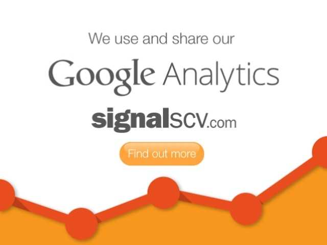 Signal Multimedia provides advertisers with traffic counts from Google Analytics for its website any time upon request.
