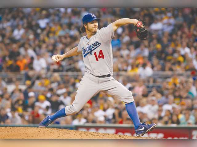 Los Angeles Dodgers starting pitcher Dan Haren allowed five runs on four hits through five innings of work against the Pirates on Wednesday in Pittsburgh.