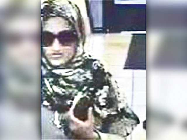 Tracking the 'Bombshell Bandit'